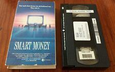Smart Money (VHS, 1989) stock market bbc bernard rose alexandra pigg RARE & OOP