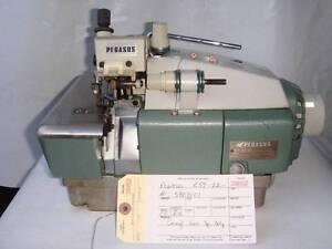 PEGASUS R57-22 SMALL SHELL STITCH SEWING MACHINE TAG3882