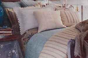 Ralph Lauren Standard Pillow Sham - Villandry Stripe
