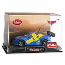MIB Disney Pixar Cars FLASH Swedish Swede Cop Diecast with Collector's Case