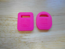 69-87 GM CHEVY BUICK PONTIAC OLDS PINK KEY COVERS