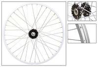 TRIKE Wheel Rear 24x1.75 Weinmann -AS7X Silver 36SS
