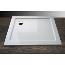 Piatto doccia in acrilico h 3.5 cm 80x100 Easyflat