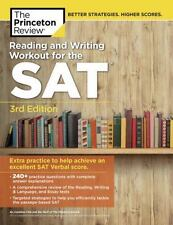 Reading and Writing Workout for the SAT, 3rd Edition, by Princeton Review