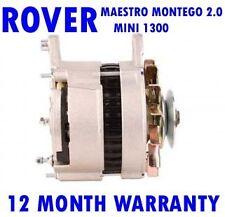 ROVER MAESTRO MINI 1300 MONTEGO 1.3 2.0 1990 1991 1992  - 1995 RMFD ALTERNATOR