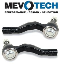 Pair Set of Front Outer Tie Rod Ends Mevotech for Infiniti G35 Nissan 350Z