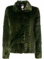 Shrimps Alpin Leopard Faux Fur Coat / Was Selling At Yoox & Farfetch - Size: 12