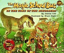 MAGIC SCHOOL BUS In the Time of the Dinosaurs (Brand New Ppback Version) Cole