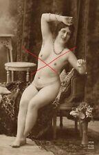 21757/ Foto AK, Vintage Erotik, sexy girl, Pin-Up, ER Paris  204, ca. 1910
