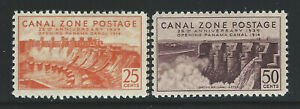 Bigjake: Canal Zone No 134 & 135, Gatun Spillway Before & After
