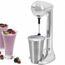 SYNTROX Elektrischer Milchshaker Shaker Mixer Barmixer Smoothie Cocktail Fitness