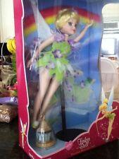 Disney TinkerBell Fairy Princess Porcelain Doll Keepsake 16' Tinker Bell Girl