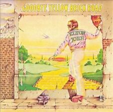 Goodbye Yellow Brick Road [Remaster] by Elton John (CD, May-1995, 2 Discs, Rocket)