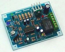 Emergency Light System 12V / 7A Battery Project board [ Assembled kit ]