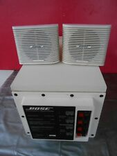 BOSE Acoustimass 3 - Series III - Speaker System - White.