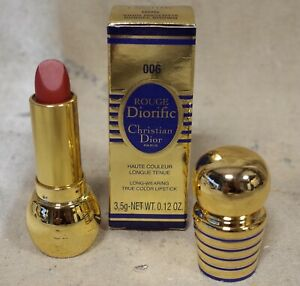 Christian Dior Diorific 006 LIPSTICK * Bungee Brown * Discontinued Color