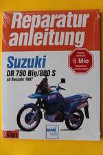 Suzuki DR 750 / 800 S Big bis 1999 Reparaturanleitung Handbuch