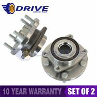 2 Front Wheel Bearing Hub ABS For 2007 - 2014 Chrysler 200 Sebring Dodge Avenger