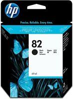 HP Inc CARTUCCIA INK HP 82 DA 69ML NERO CH565A