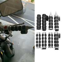 "1"" Handlebar Grips Throttle For Honda Shadow Spirit VT ACE Aero Phantom 1100 750"
