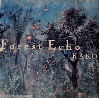Kako - Forest Echo (CD, Nov-1995, TriStar Music) New Age - Piano VG+ 8.5/10