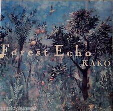 Kako - Forest Echo (CD, Nov-1995, TriStar Music) New Age - Piano VG+ 8.5/10