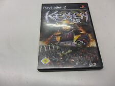 PlayStation 2  PS 2  Kessen