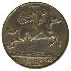 ALBANIA 1 LEK 1927 R #2938