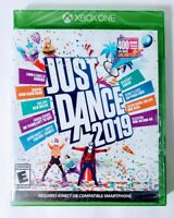 Just Dance 2019 Xbox One Ubisoft Microsoft Kinect Compatible 40 Track New Sealed