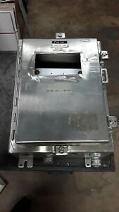 Hoffman nVent A16H1206SSLP Stainless Steel wall mount enclosure
