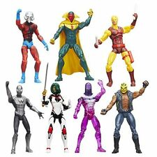 "2016 WAVE 2 Set of 7 Marvel Legends Infinite 3.75"" 2016 Universe Series"