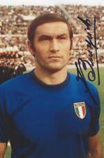 Tarcisio BURGNICH-INTER Milano-Vice-Weltmeister - 1970-ITALIA-CALCIO-LEGGENDA