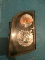 GENUINE VW Crafter Headlight Headlamp 06 Onwards Passenger Left N/S Black Inner