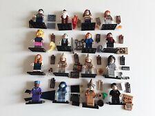 LEGO 71028  - Harry Potter Minifigure Series 2  -  Full Set of 16 NEW