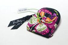 Vera Bradley Bitty Backpack Keychain Pirouette Pink NWT