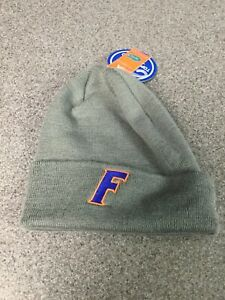Florida Gators Top of the World Premier Collection Stretch Winter Hat M/L M18B