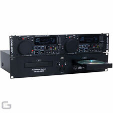 Rack-montierbare DJ-CD - & MP3-Player Tonhöhenbereich 100
