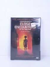 Close Encounters of the Third Kind Dvd, Collector's Edition New Sealed Free Ship