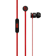 Beats by Dr. Dre urBeats In-ear Binaural Wired - Black,Red