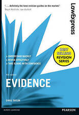 Law Express: Evidence  BOOK NEW