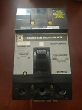 Square D Q232200 D18Xw 200 Amp 3 Pole 600 Volt I-Line Circuit Breaker