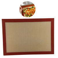Resistant Silicone Baking Pastry Non-stick Heat Mat Rolling Dough Sheet Pad New