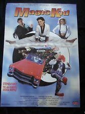 MAGIC KID movie poster STEPHEN FURST original 1993 video promo