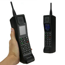 "2.0"" LCD Dual-SIM Card GSM 850/900/1800/1900 Vintage Brick Cell Phone Bar Phone"