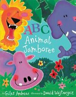 ABC Animal Jamboree by Giles Andreae (Paperback) FREE shipping $35