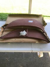 1966 Ford Galaxie And Custom 500 Fender Skirts In Box Nos Foxcraft