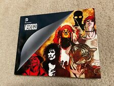 Promo BOOK! Vertigo Portfolio 2013 DC Entertainment Neil Gaiman Sandman Fables