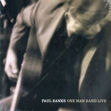 PAUL BANKS / ONE MAN BAND LIVE...