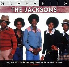 Super Hits by The Jackson 5 (CD, Dec-2007, Sony Music)