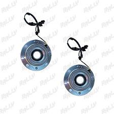 1367 PAIR FRONT HUB BEARING 515081 FORD F250 F350 F450 F550 SUPER DUTY